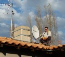installation antenne tv 200